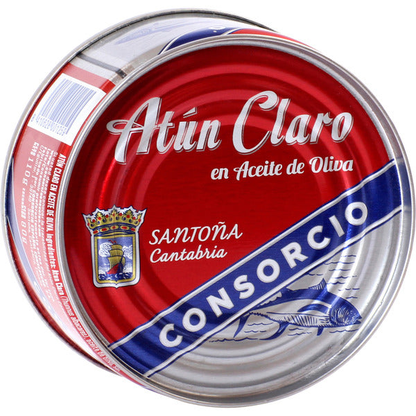 Consorcio Tuna in Olive Oil 110g