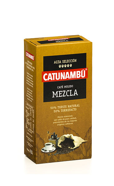 Ground Coffee Catunambú Mezcla 250g