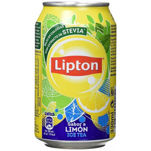 Lipton Lemon Ice Tea 33cl Can