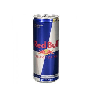 Red Bull 25cl Can