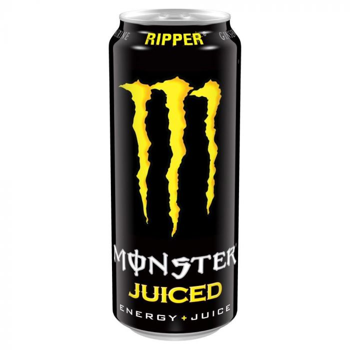 Monster Juiced Ripper 50cl Can