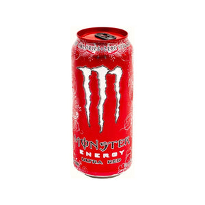 Monster Ultra Red 50cl Can