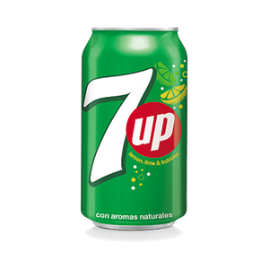 7up 33cl Can