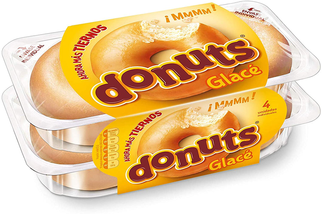 Donuts Glace 4 Pack