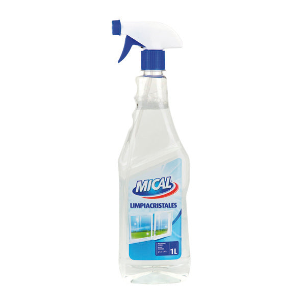 Mical Glass Cleaner Spray 1lt