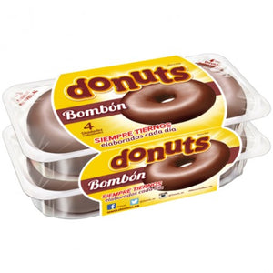 Donuts Bombon Chocolate 4 Pack