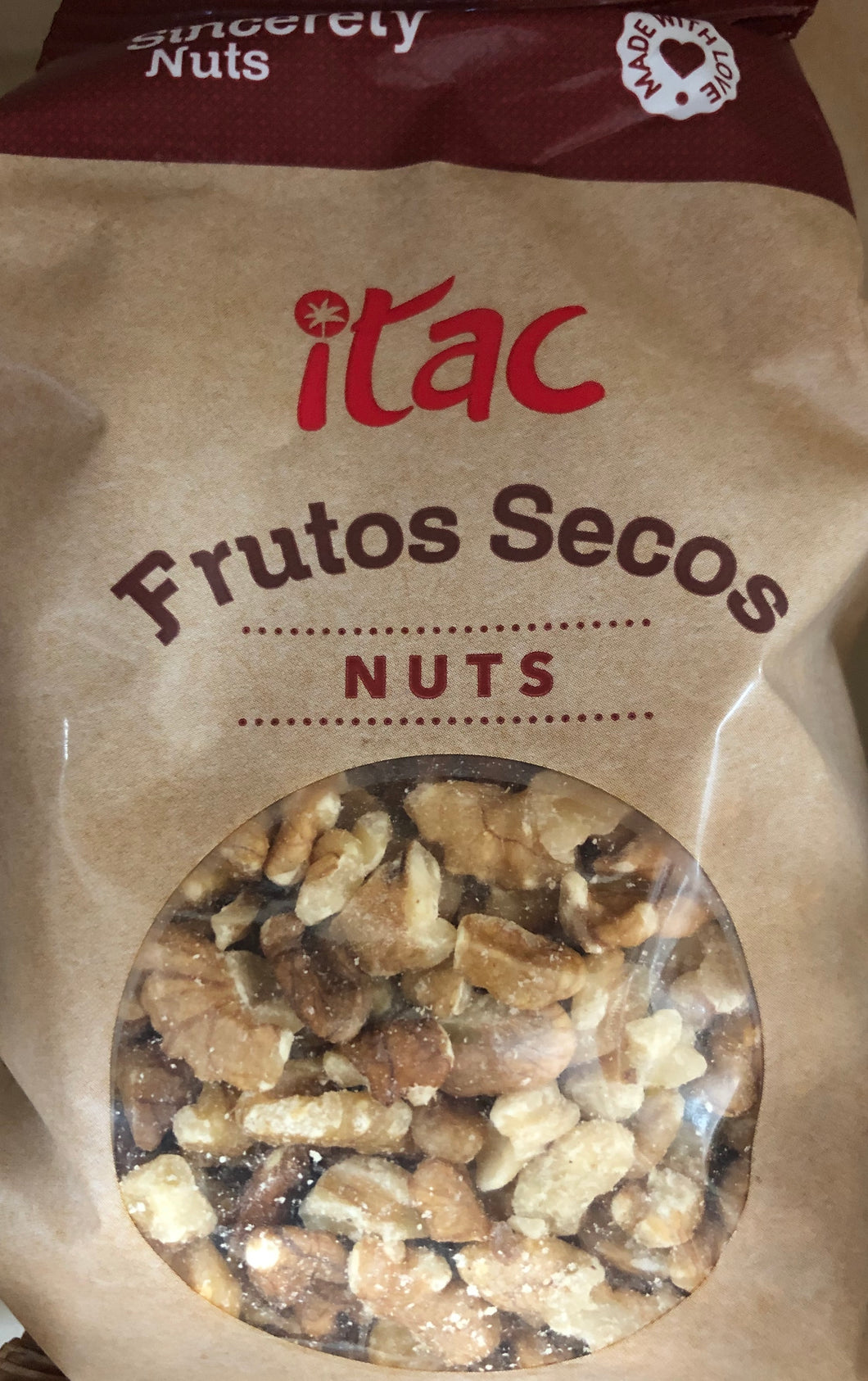 Itac Sincerely Nuts Walnuts 200g