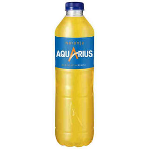 Aquarius Orange Flavour 1.5lt