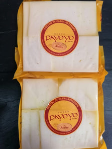 Local and Artisan Payoyo Cured Goats Cheese 1kg