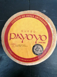 Local and Artisan Payoyo Cured Sheeps Cheese 1kg