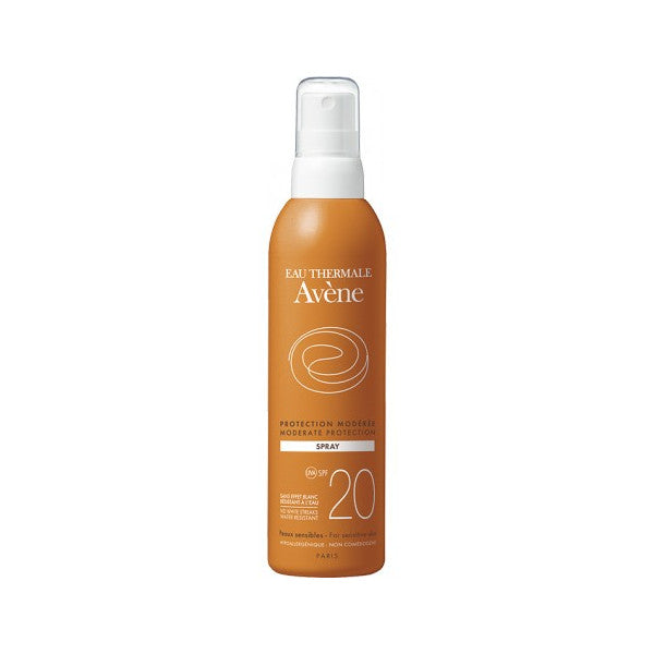Avéne Sun Protection Spray for Sensitive Skin SPF 20+ 200ml