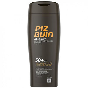 Piz Buin Allergy Skin Sensitive Sun Lotion SPF 50+ 200ml