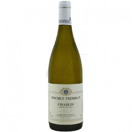 Maurice Tremblay, Chablis 2017, 75cl