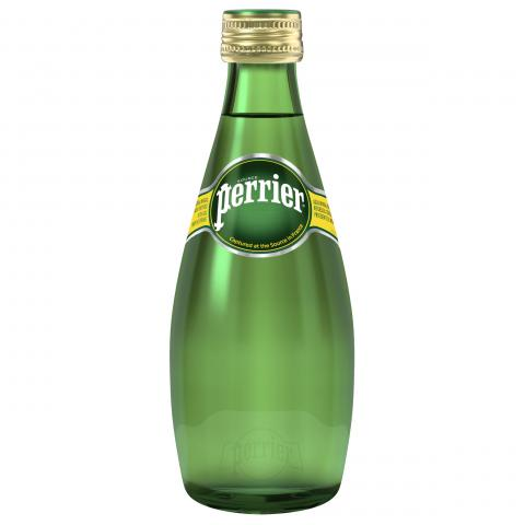 Perrier Sparkling Mineral Water 33cl