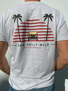 The Jolly Mile T-shirt Grey