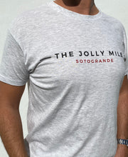 Load image into Gallery viewer, The Jolly Mile T-shirt Grey