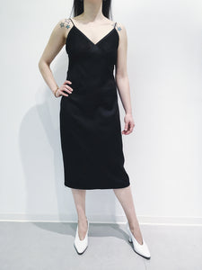 Bottega Veneta Kleid Black