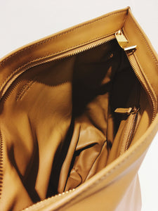 Bottega Veneta Twist Bag Caramel