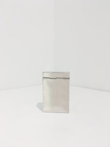 Cigarette Case silver