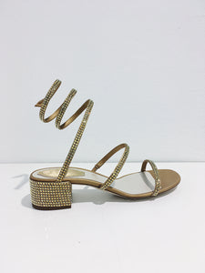 Cleo Sandals gold