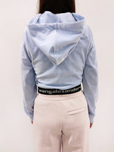 Laden Sie das Bild in den Galerie-Viewer, Hoodie light blue