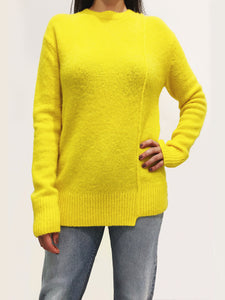 Pullover Kerna canary yellow