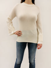 Laden Sie das Bild in den Galerie-Viewer, Pullover ivory