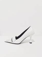 Laden Sie das Bild in den Galerie-Viewer, Pumps white /black
