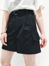 Laden Sie das Bild in den Galerie-Viewer, Shorts black