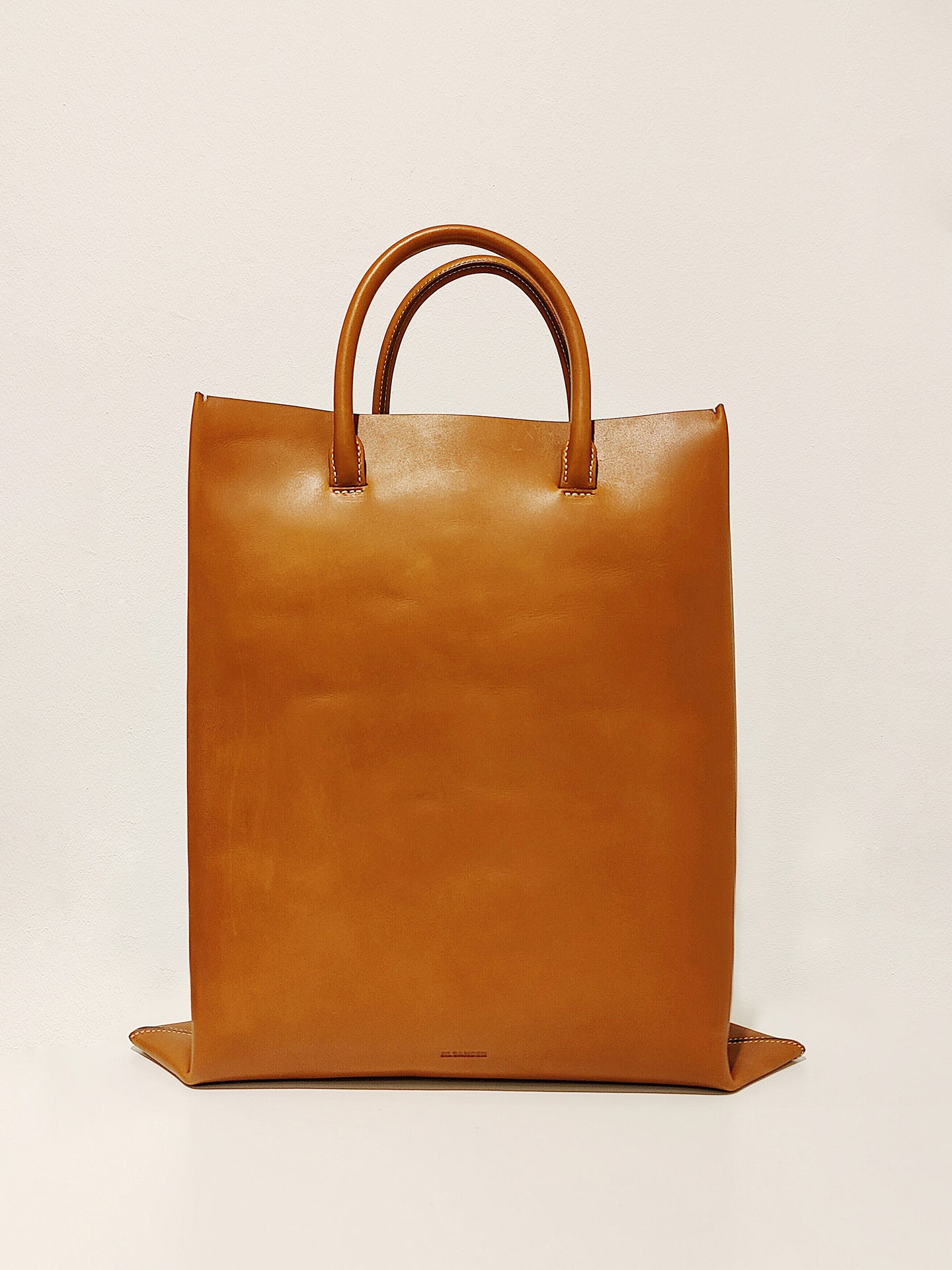 Standing Tote SM rust