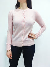Laden Sie das Bild in den Galerie-Viewer, Strickjacke pink