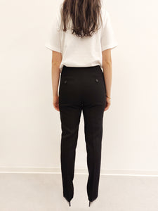Trousers Hanover black