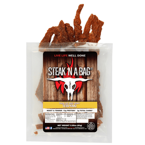 Steak 'N A Bag - 14 Bold Flavors - Runnin Wild Foods