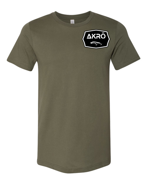 T-SHIRT AKRÖ GREEN ARMY