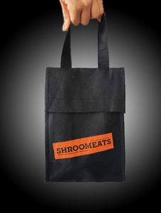 Shroomeats® Logo Lunch Bag - Shroomeats