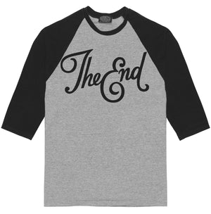 THE END RAGLAN
