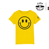 Camp Bestival x Smiley T-Shirt