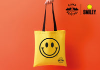 Camp Bestival x Smiley Tote Bag