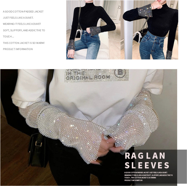 Summer Ice Silk Mesh Sleeve
