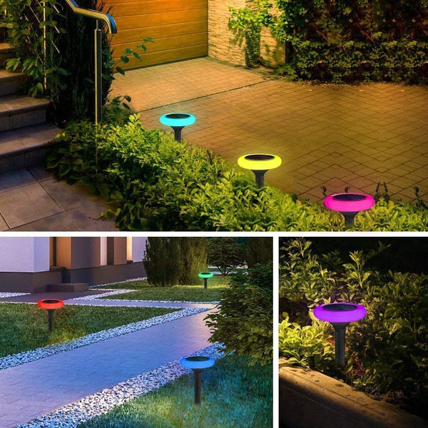 Solar Underground Lights