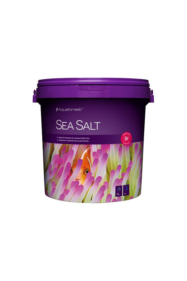 Aquaforest Sea Salt 22kg