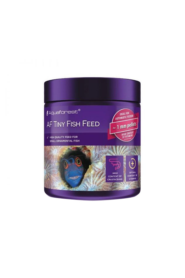 Aquaforest Tiny Fish Feed 120g