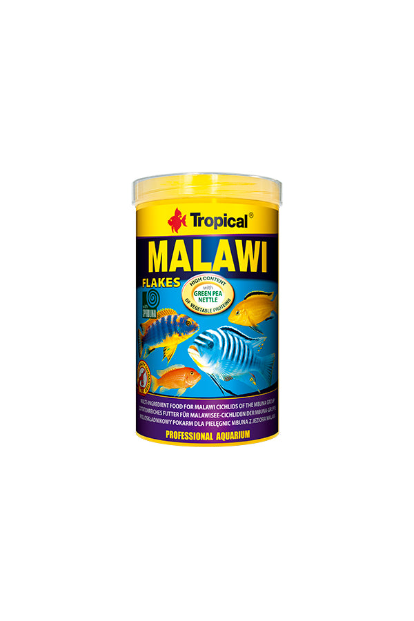 Tropical Malawi Flakes 1000ml/200g