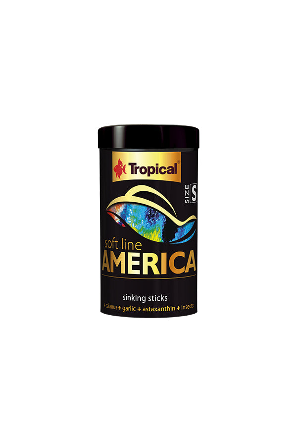 Tropical Soft Line America Size S 250ml/140g