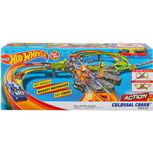 Laden Sie das Bild in den Galerie-Viewer, Hot Wheels Super Mega Crash