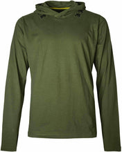 Laden Sie das Bild in den Galerie-Viewer, Musterbrand Zelda Long Sleeve Gaming T-Shirt - grün