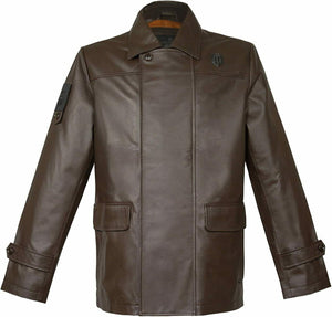Musterbrand BROWN World of Tanks The Front Nappa Leather Jacket