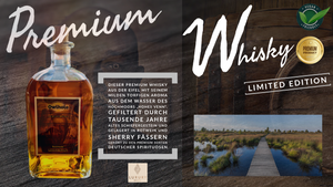 Premium- Whisky Owlhole Limited Edition - 40% Vol.