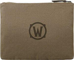 Musterbrand World of Warcraft Federmäppchen Geheimhaltung Brown ONE