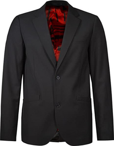 Musterbrand Hitman Men Blazer Intrigue Black